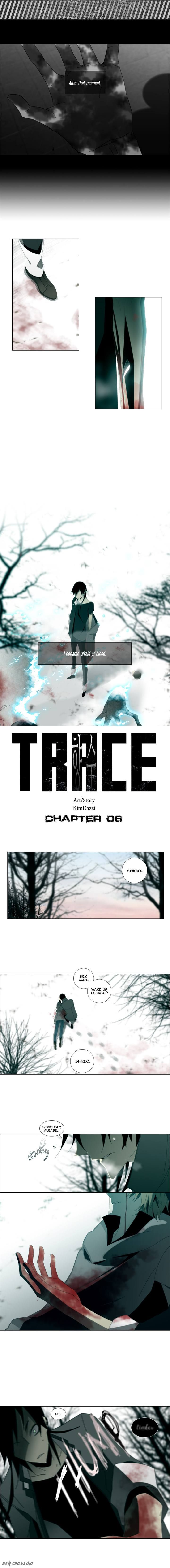 Trace: Perfume 6 Page 1