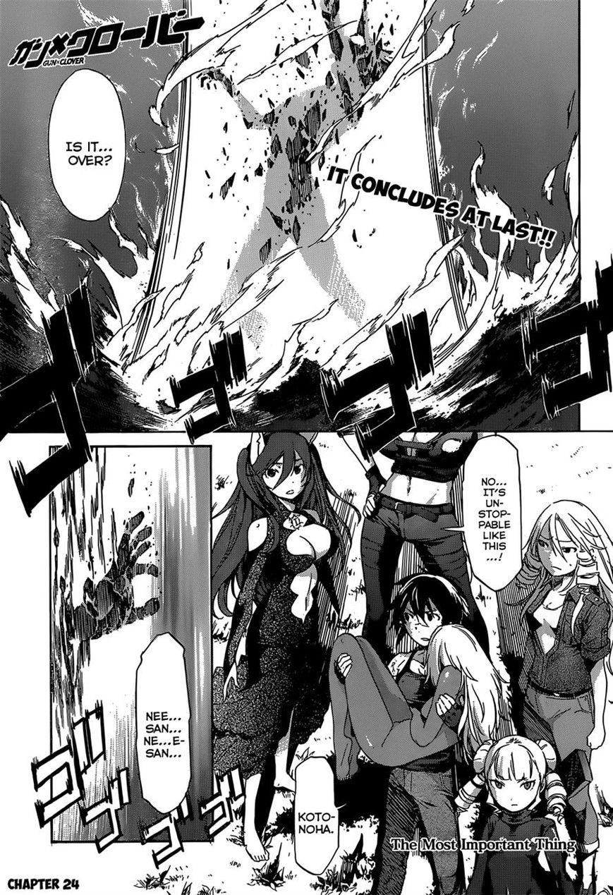 Gun x Clover 24 Page 1