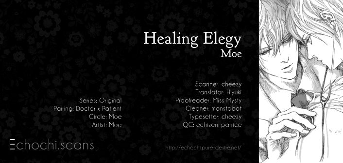 Healing Elegy 1 Page 1