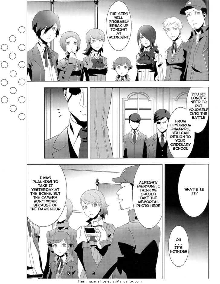 Persona 3 16 Page 3