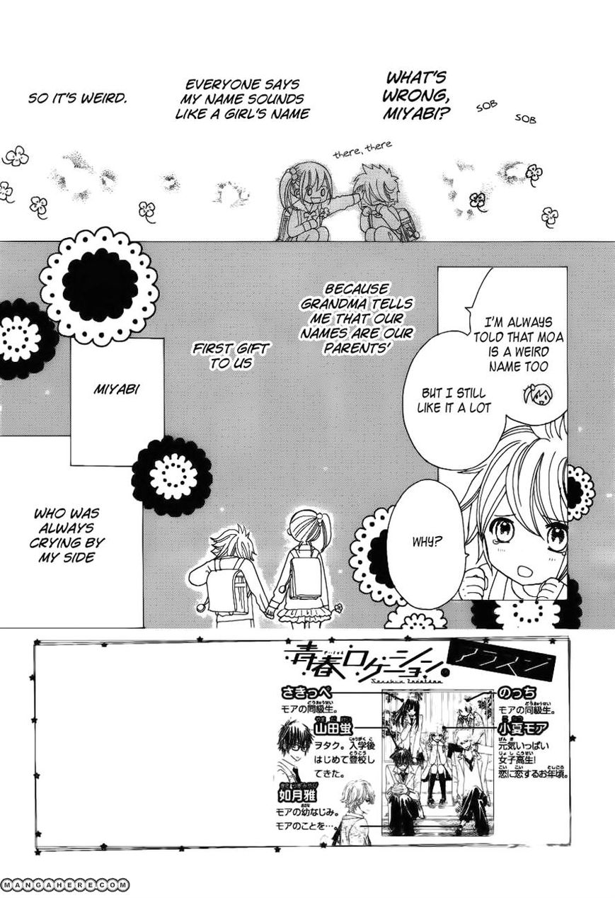 Seishun Location 3 Page 2