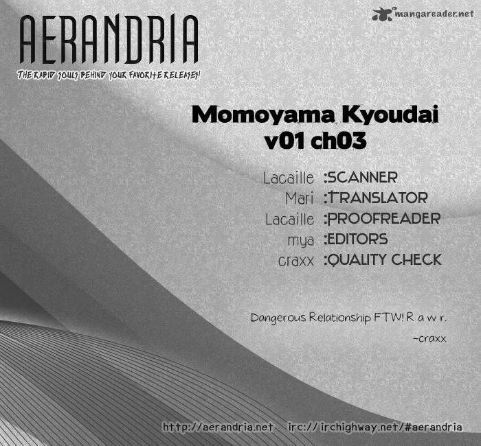 Momoyama Kyodai 3 Page 1
