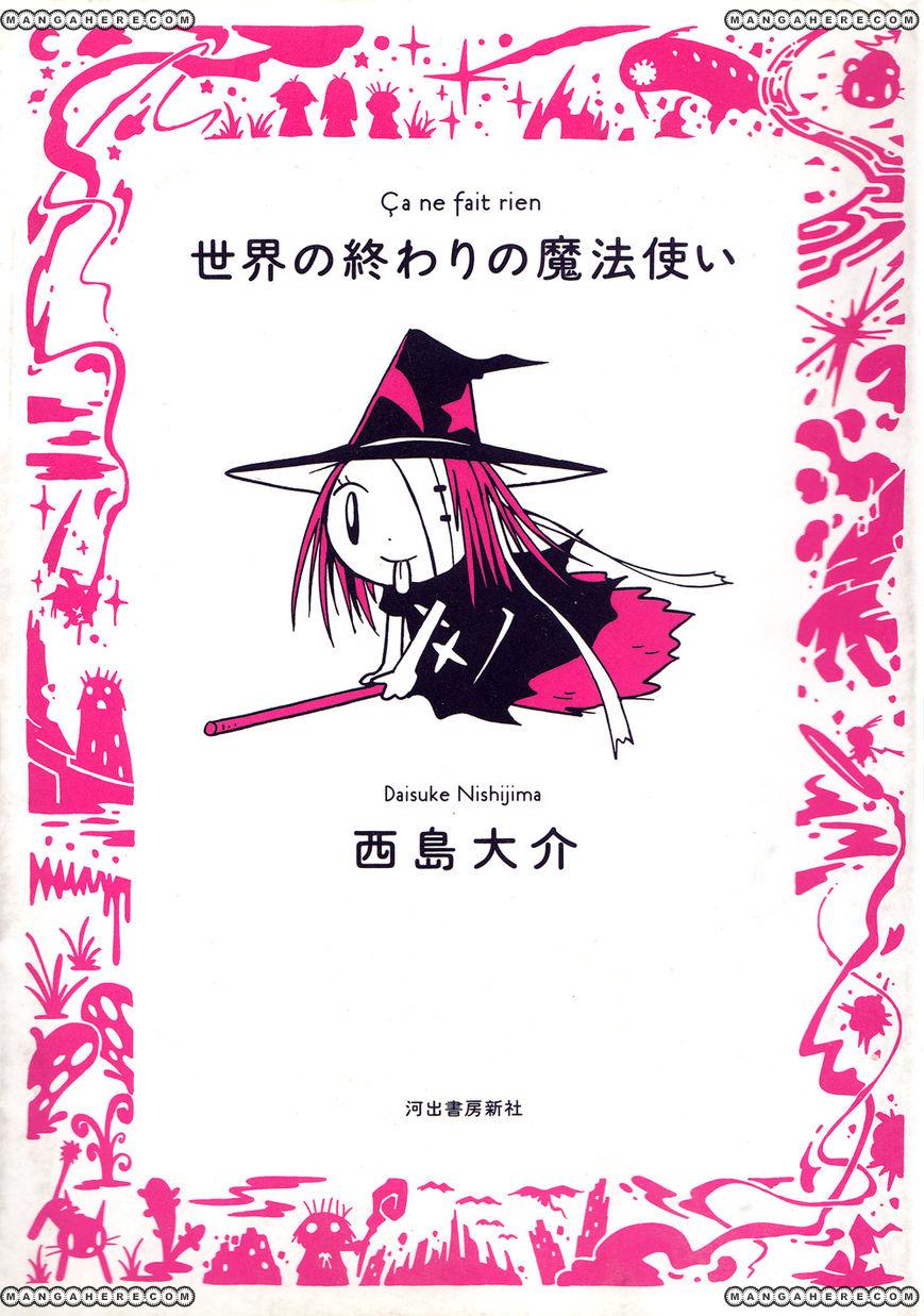Sekai no Owari no Mahoutsukai 1 Page 1