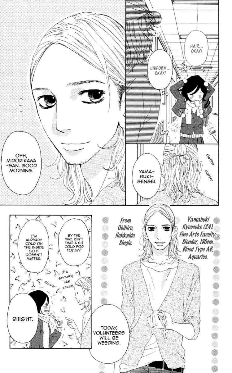 Sugars (YAMAMORI Mika) 4 Page 3