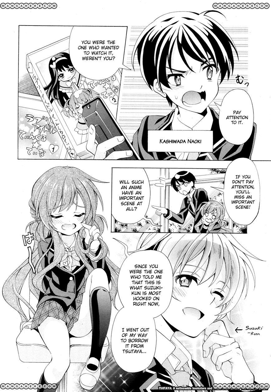 Omae o Otaku ni Shiteyaru kara, Ore o Riajuu ni Shitekure! 0 Page 3