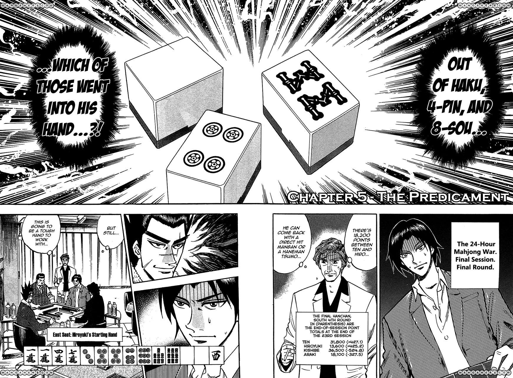 Hero - Gyakkyou no Touhai 5 Page 2