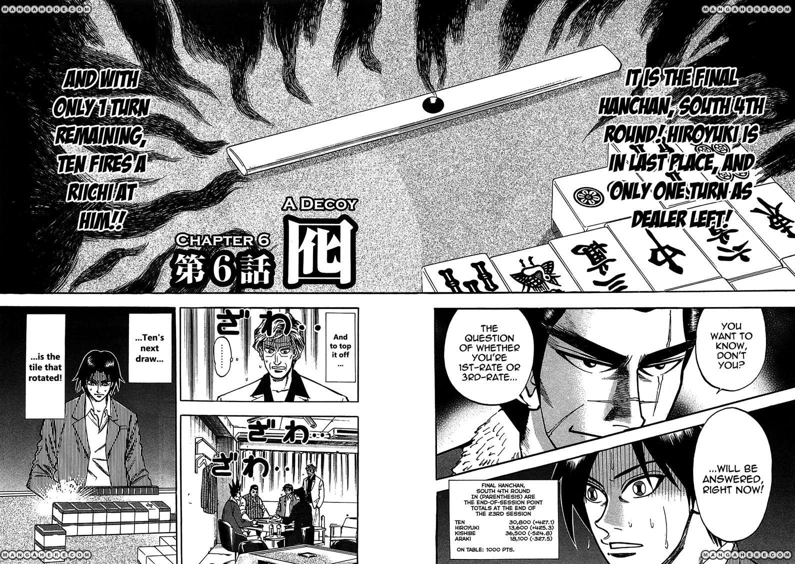 Hero - Gyakkyou no Touhai 6 Page 2
