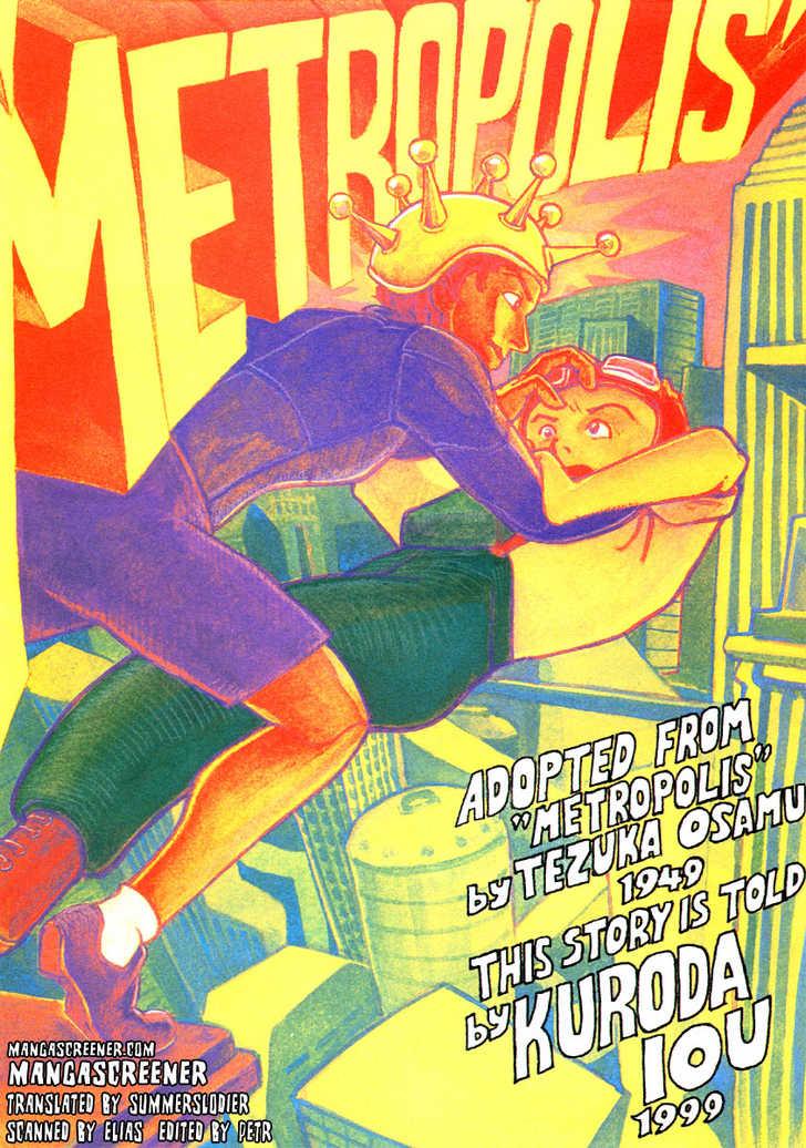 Metropolis 0 Page 2
