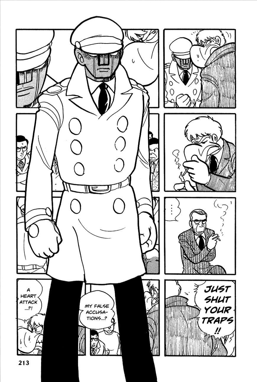 Robot Keiji 9 Page 2