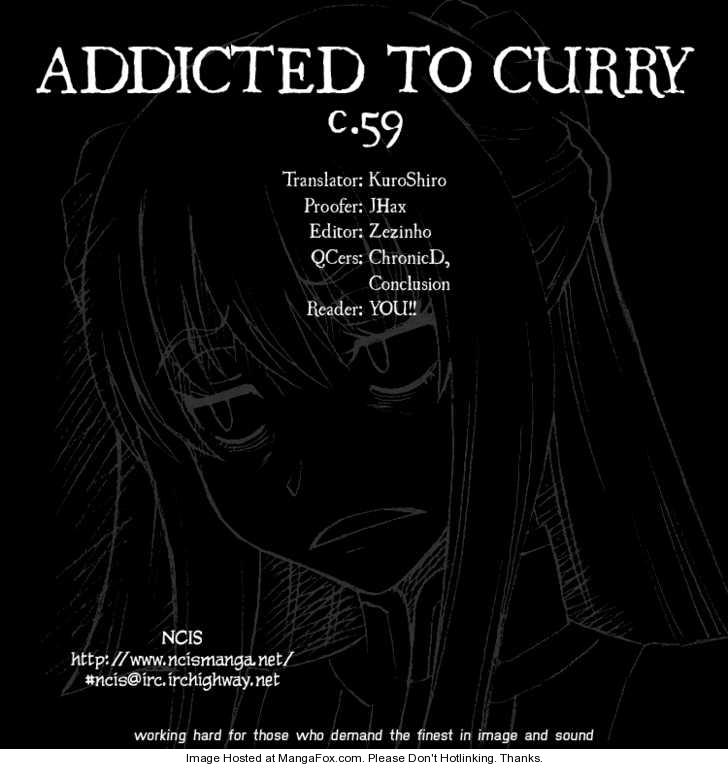 Addicted to Curry 59 Page 1