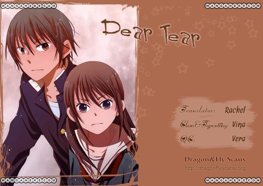 Dear Tear 1 Page 1