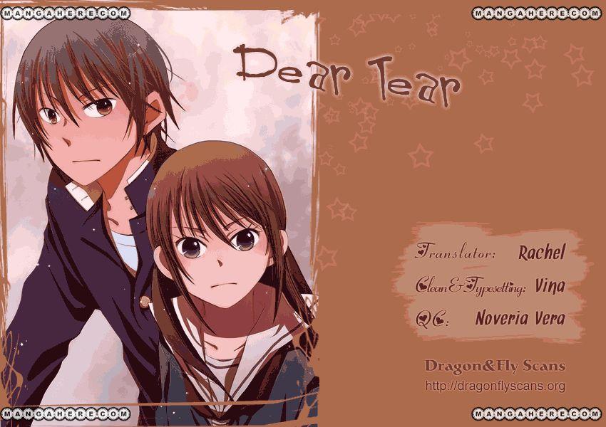 Dear Tear 4 Page 1