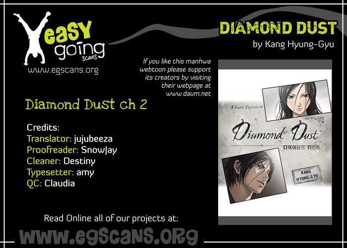 Diamond Dust (KANG Hyung-Gyu) 2 Page 1