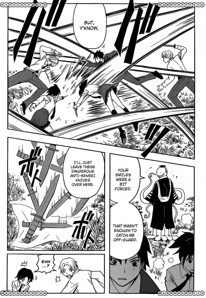 Ansatsu Kyoushitsu 3 Page 3