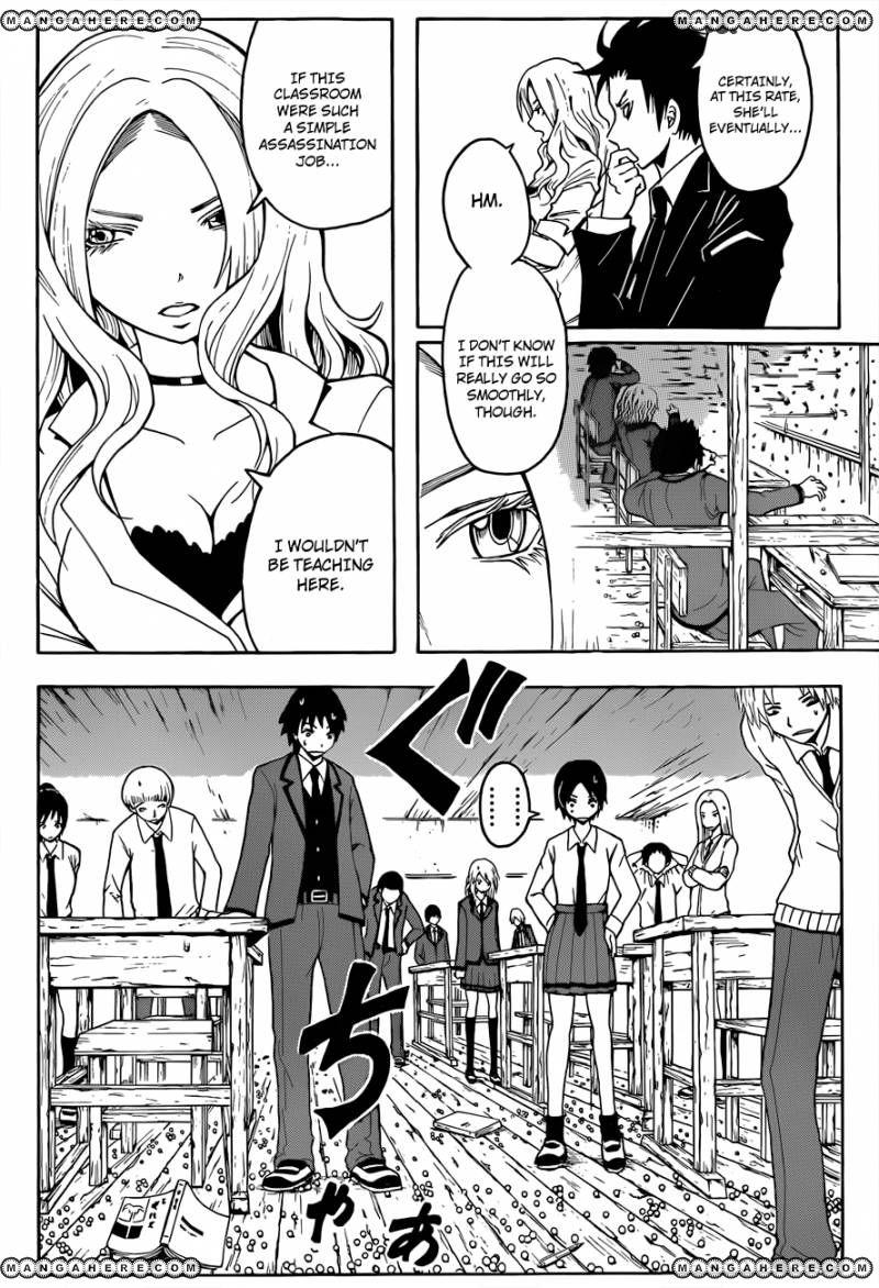 Ansatsu Kyoushitsu 21 Page 5
