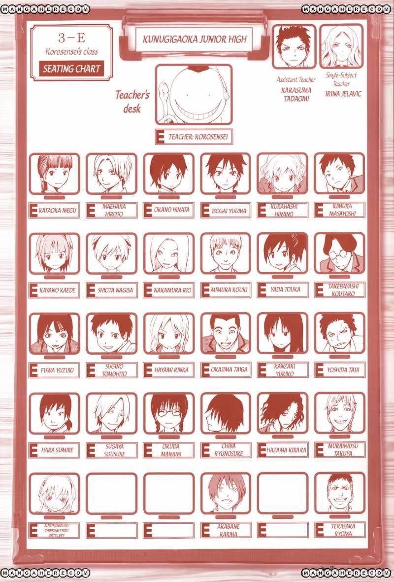 Ansatsu Kyoushitsu 24 Page 3