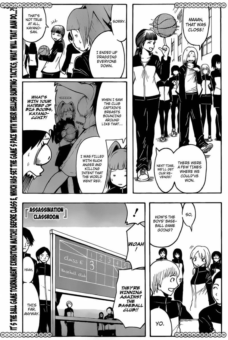 Ansatsu Kyoushitsu 35 Page 2