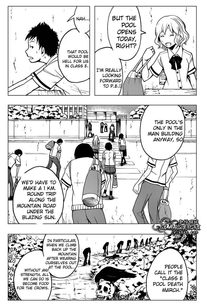 Ansatsu Kyoushitsu 43 Page 3