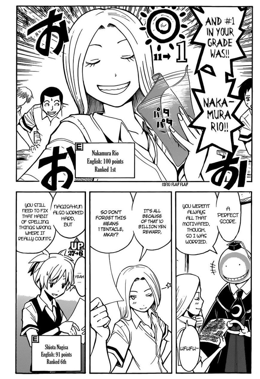Ansatsu Kyoushitsu 54 Page 2