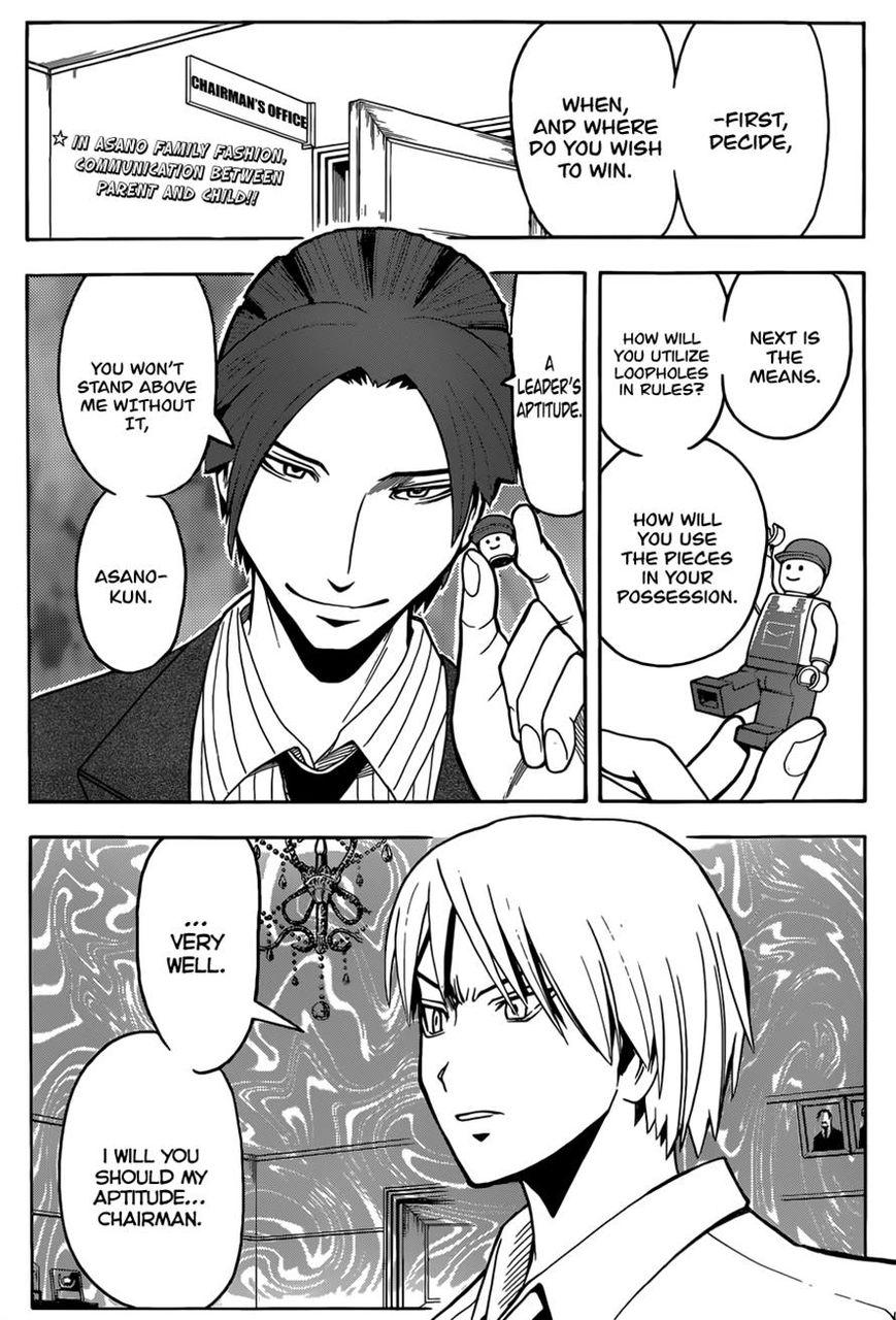 Ansatsu Kyoushitsu 90 Page 1