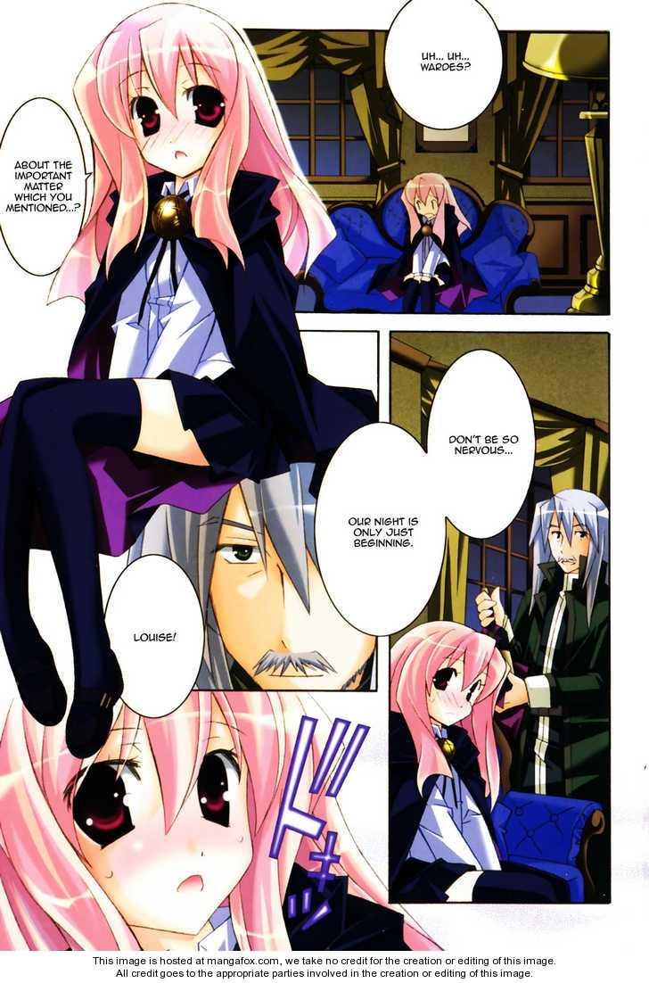 Zero no Tsukaima 17 Page 1