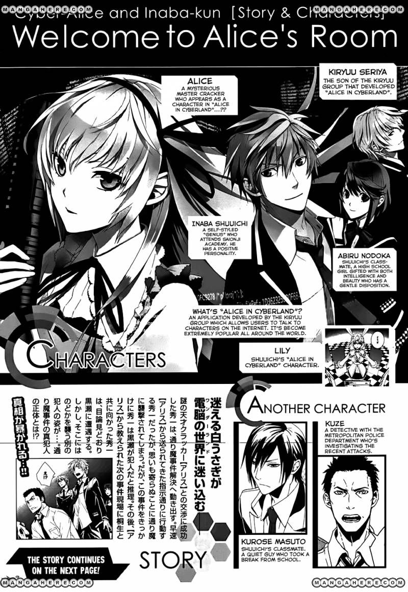 Dennou Alice to Inaba-kun 3 Page 2
