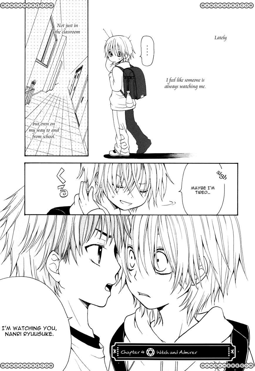 Boku no Ushiro ni Majo ga Iru 4 Page 2