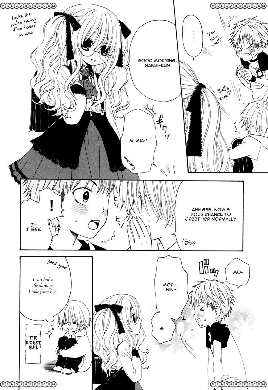 Boku no Ushiro ni Majo ga Iru 5 Page 3