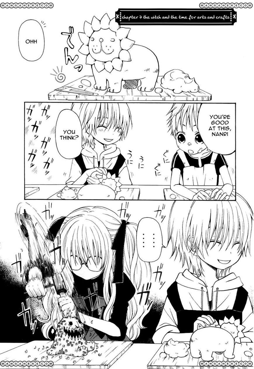 Boku no Ushiro ni Majo ga Iru 7 Page 1