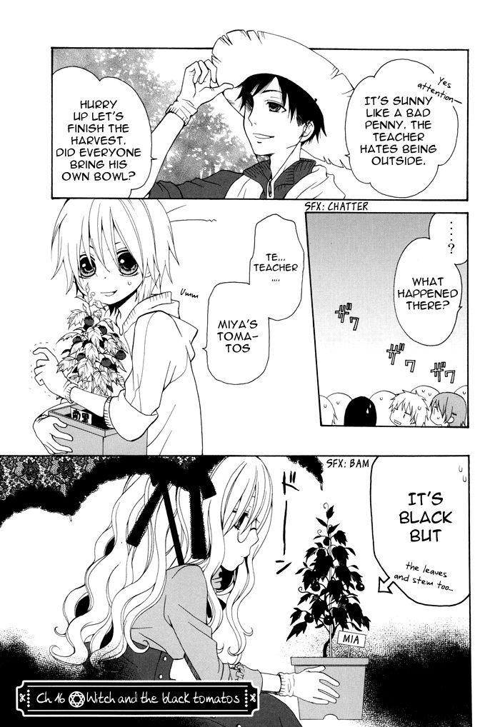Boku no Ushiro ni Majo ga Iru 16 Page 2