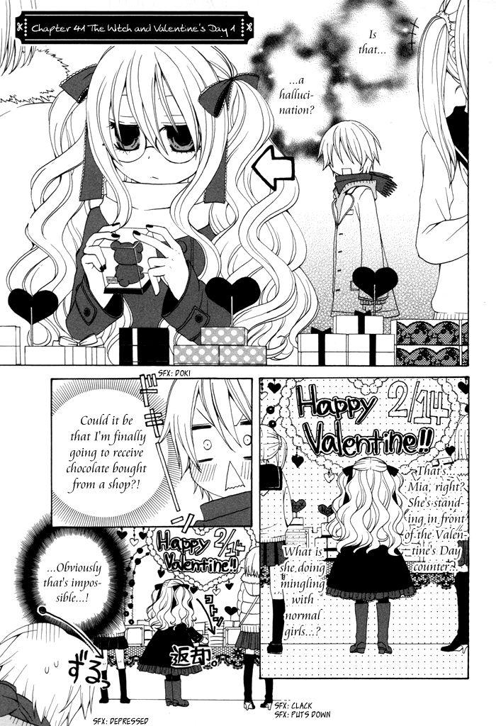 Boku no Ushiro ni Majo ga Iru 41 Page 2