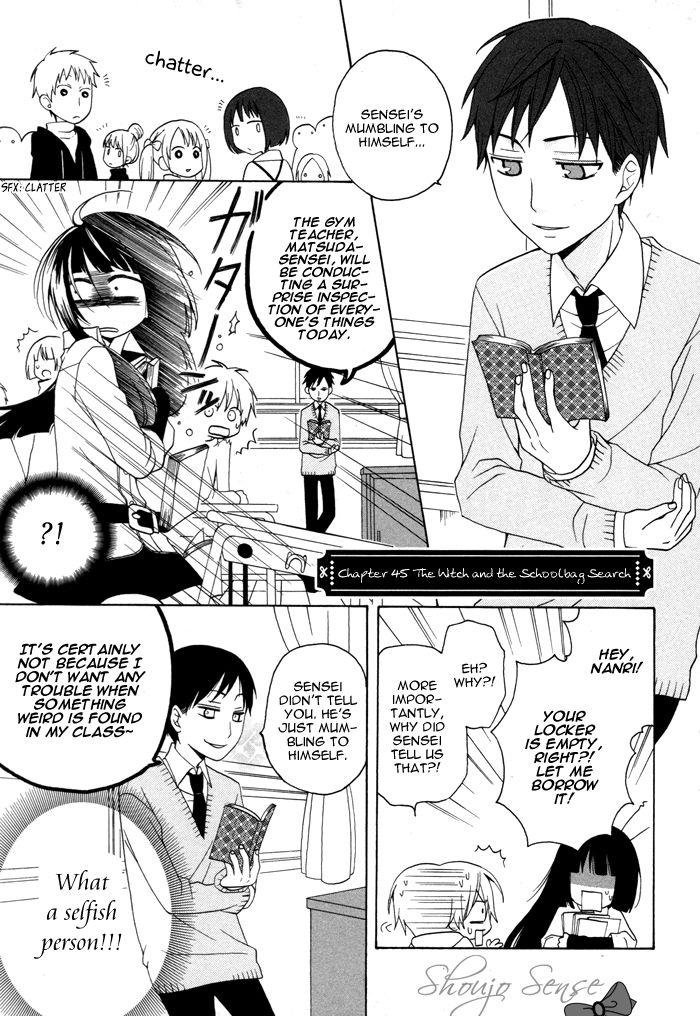 Boku no Ushiro ni Majo ga Iru 45 Page 2