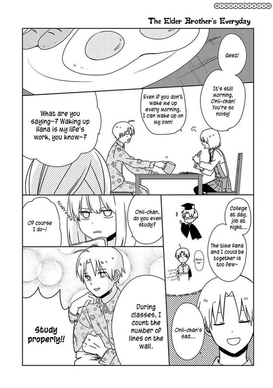 Hana to Harinezumi 6 Page 4