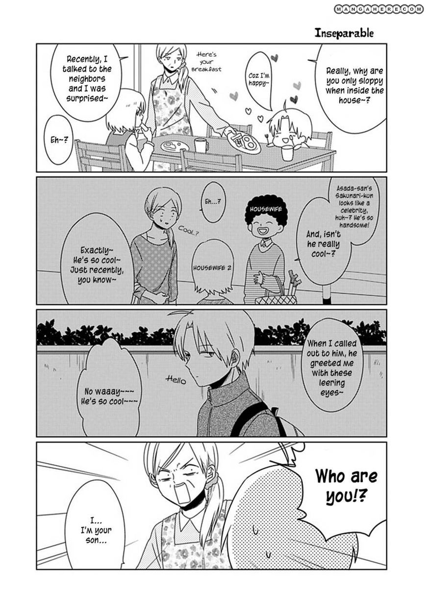 Hana to Harinezumi 6 Page 5