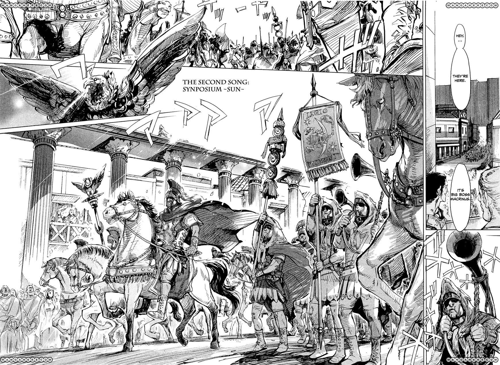Hishintan - Vita Arcana 2 Page 2
