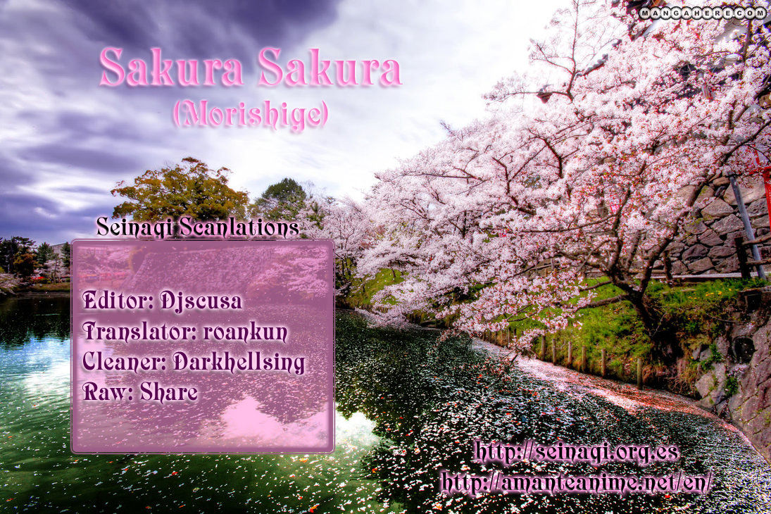 Sakura Sakura (Morishige) 3 Page 1