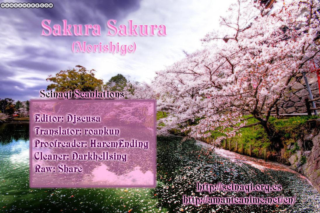Sakura Sakura (Morishige) 6 Page 1