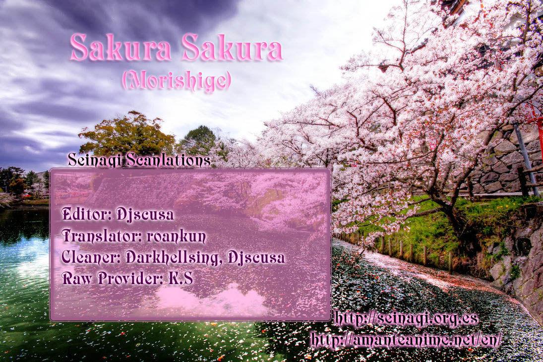 Sakura Sakura (Morishige) 12 Page 1