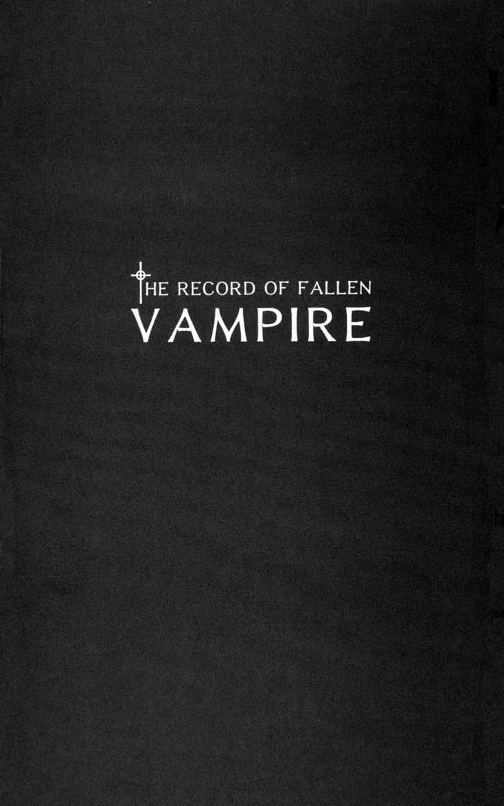 The Record of Fallen Vampire 4 Page 4