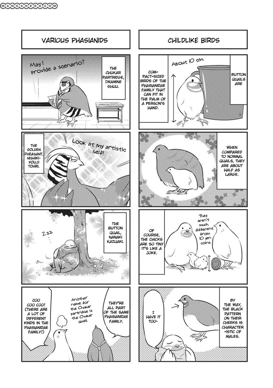 Hatoful Kareshi 7 Page 3