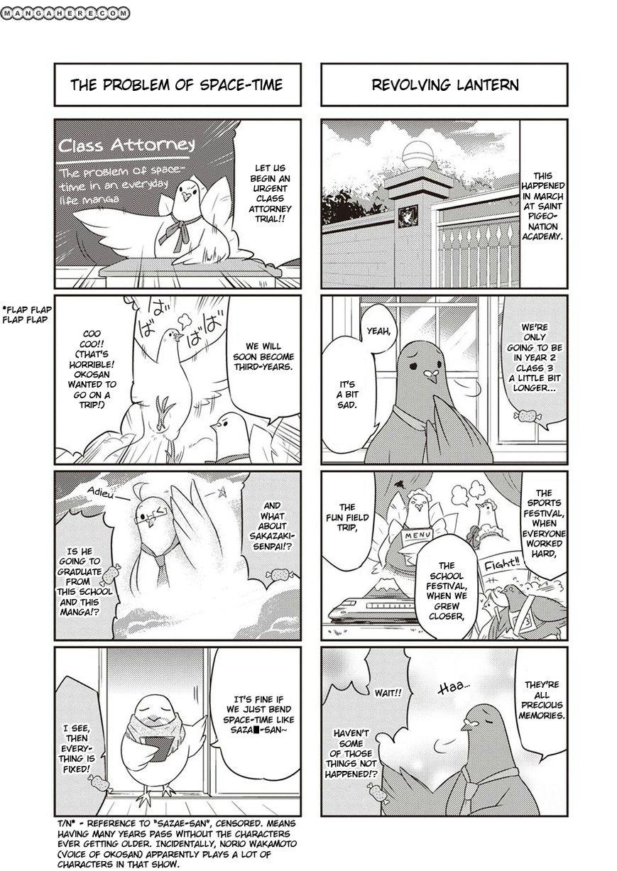 Hatoful Kareshi 10 Page 2