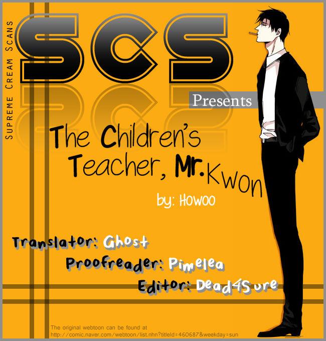 The Children's Teacher, Mr. Kwon 2 Page 1