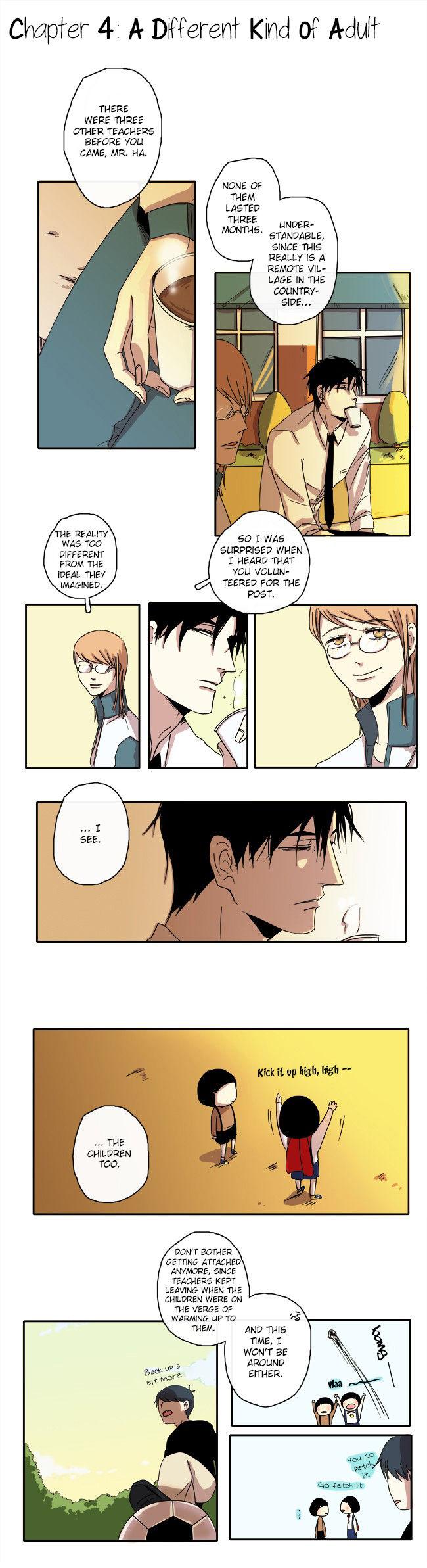 The Children's Teacher, Mr. Kwon 4 Page 2