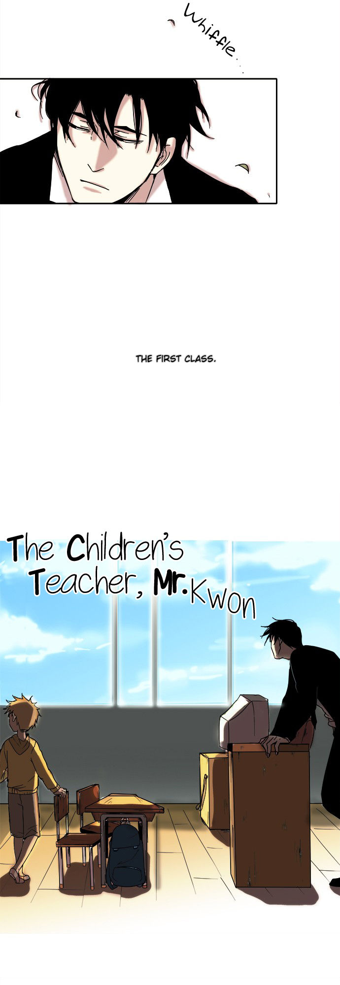The Children's Teacher, Mr. Kwon 6 Page 3