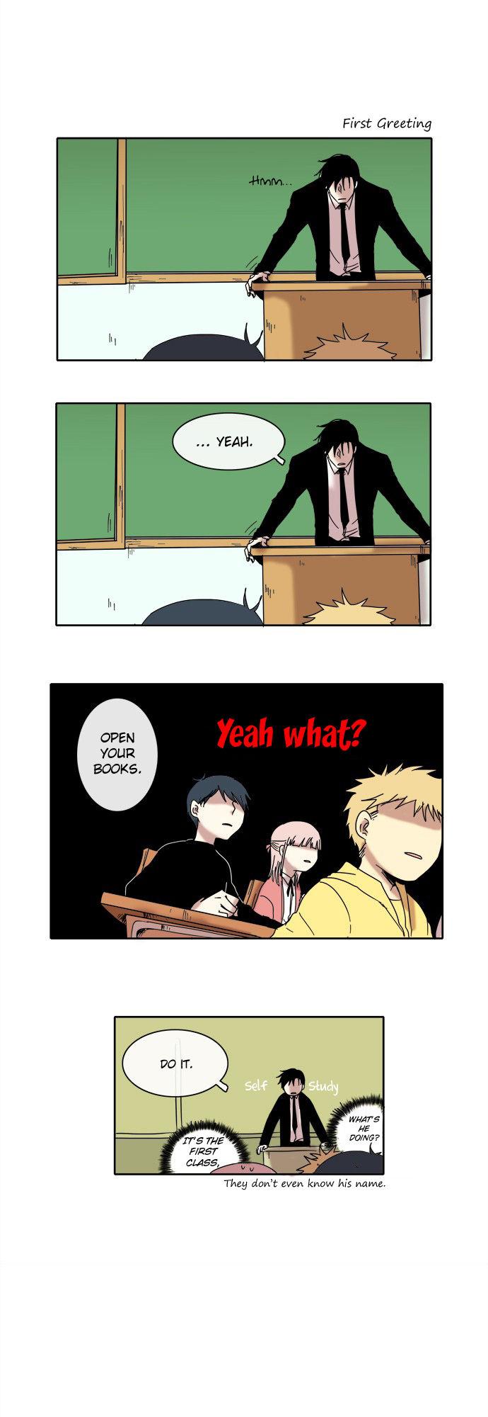 The Children's Teacher, Mr. Kwon 6 Page 4