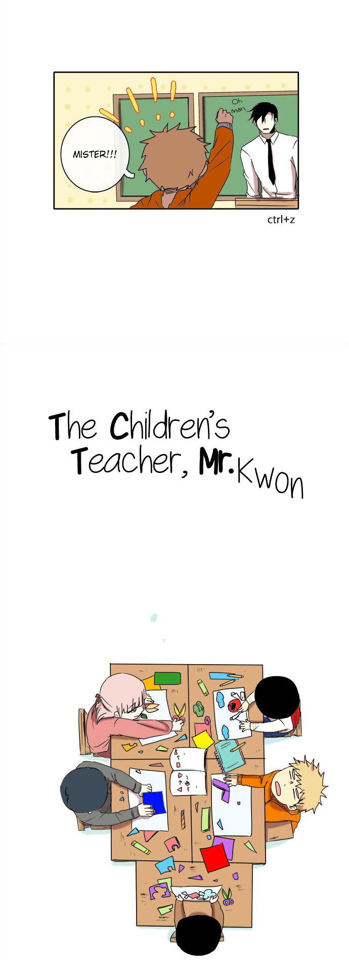 The Children's Teacher, Mr. Kwon 11 Page 3