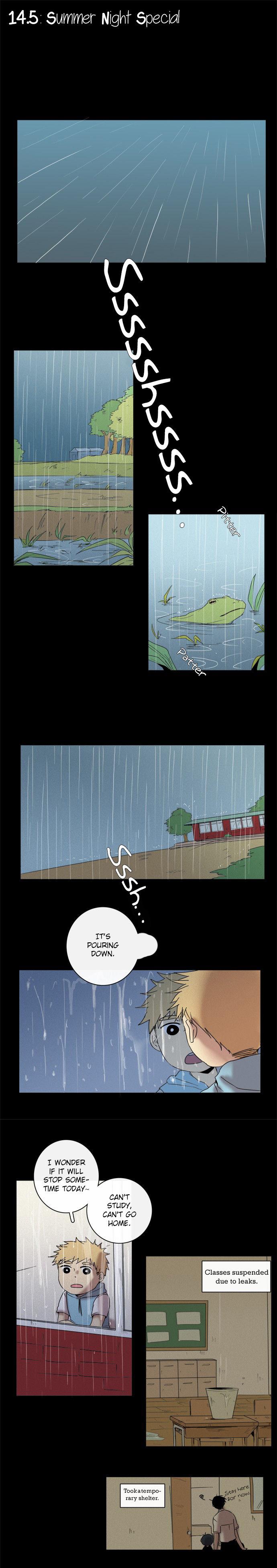 The Children's Teacher, Mr. Kwon 14.5 Page 2
