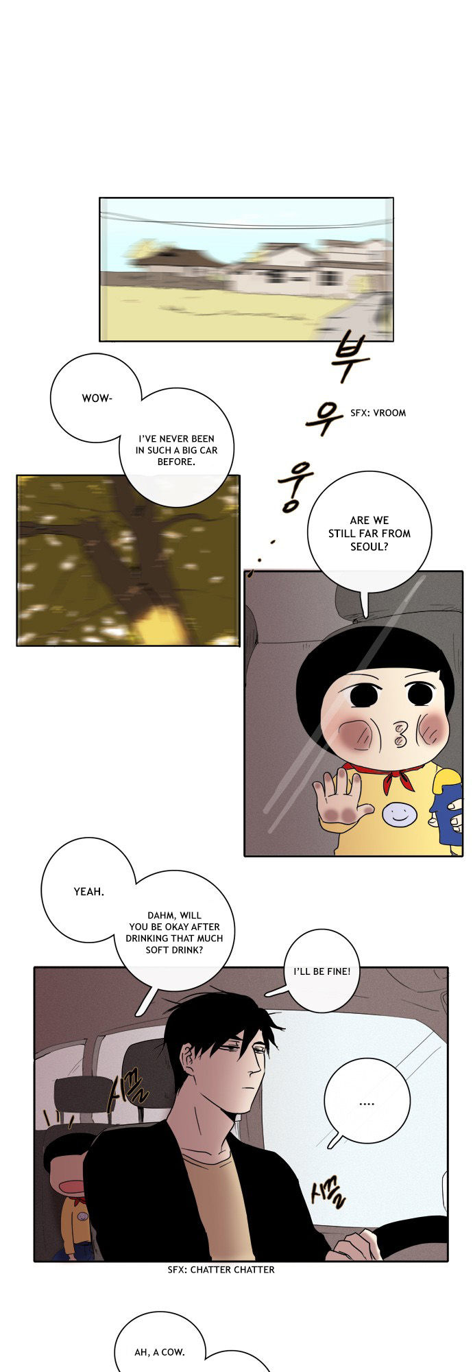 The Children's Teacher, Mr. Kwon 21 Page 1