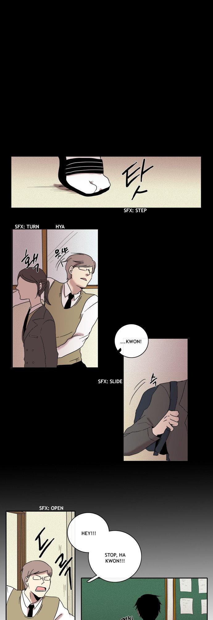 The Children's Teacher, Mr. Kwon 28 Page 1