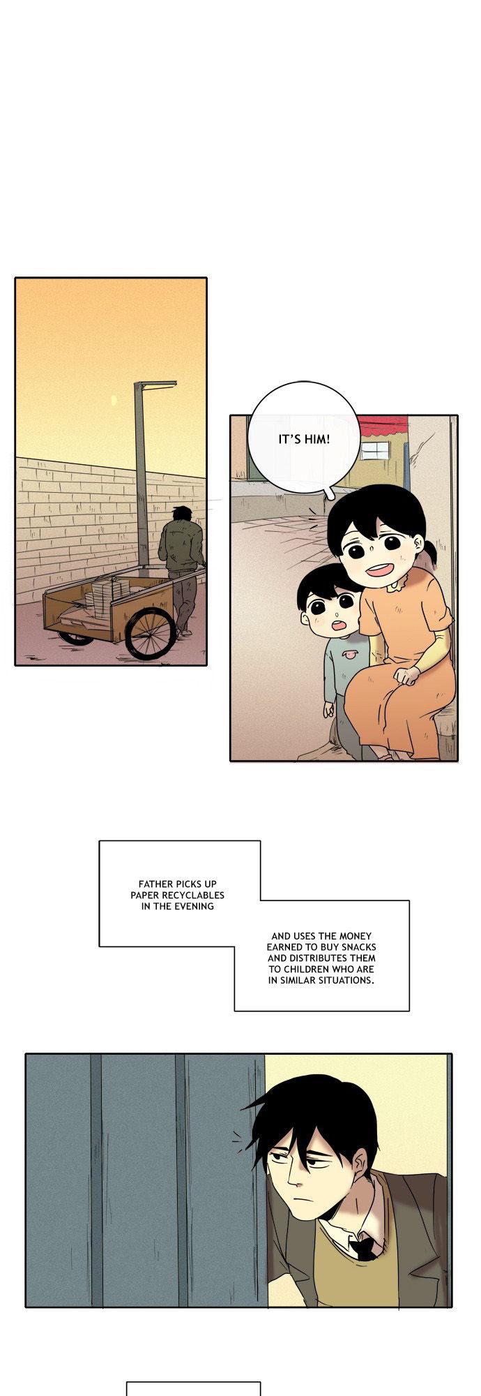 The Children's Teacher, Mr. Kwon 29 Page 1